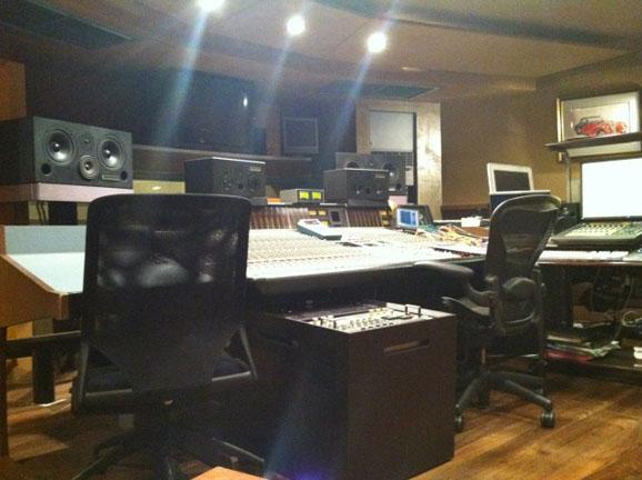 ナレーション録音スタジオ