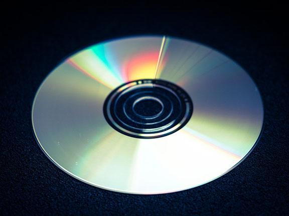 DVDのディスク