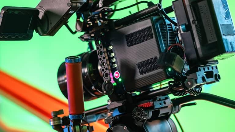 映像制作で使うビデオカメラ