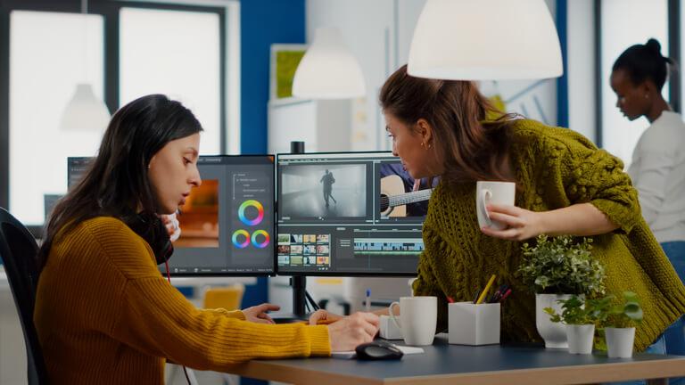 動画広告制作の手順